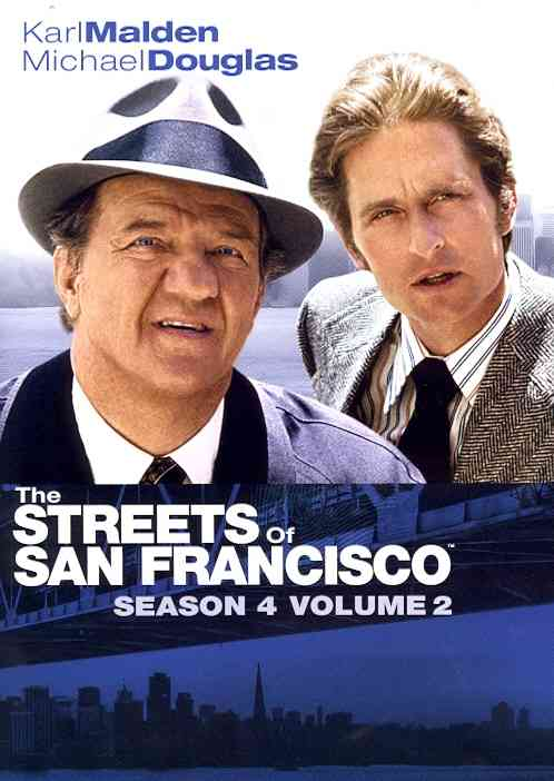 STREETS OF SAN FRANCISCO:SEASON 4 V 2 BY STREETS OF SAN FRANC (DVD)