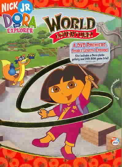 DORA THE EXPLORER:WORLD ADVENTURE BY DORA THE EXPLORER (DVD)