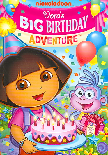 DORA THE EXPLORER:DORA'S BIG BIRTHDAY BY DORA THE EXPLORER (DVD)